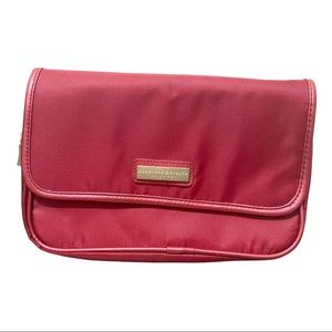 Crabtree & Evelyn Travel Pouch Organizer in Red